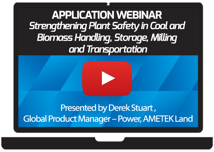 Strengthening Plant Safety in Coal and Biomass Handling, Storage, Milling and Transportation